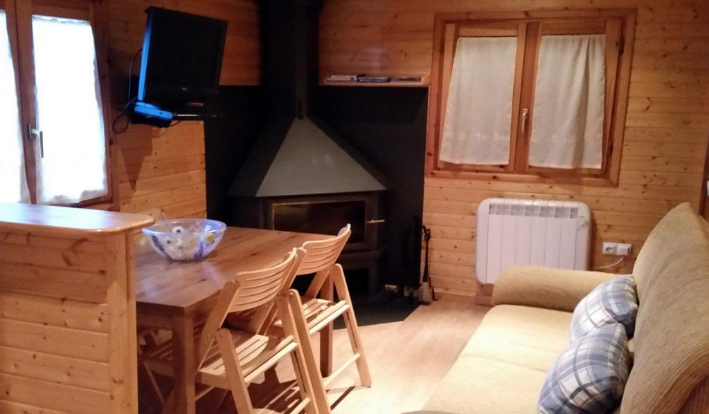 Bungalow el Roure u2013 Camping la Comella